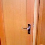 Master Stateroom Door