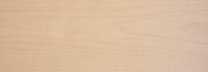 plain sliced western maple