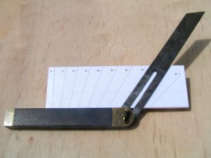 A Shipwright Style Quick And Easy Bevel Board